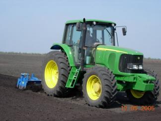 Высокая культура земледелия